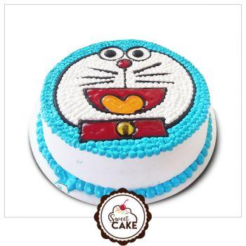 Doramon Cake