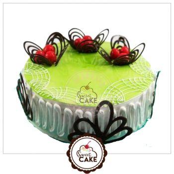 Vanilla Kiwi Cake        30% Off