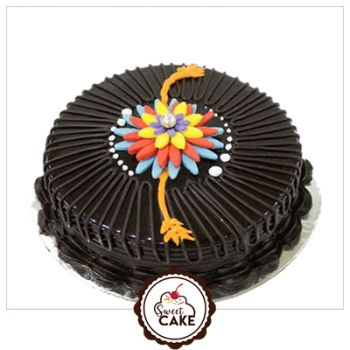 Rakhi Theme Cake