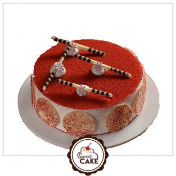 Red Valvet Delight Cake