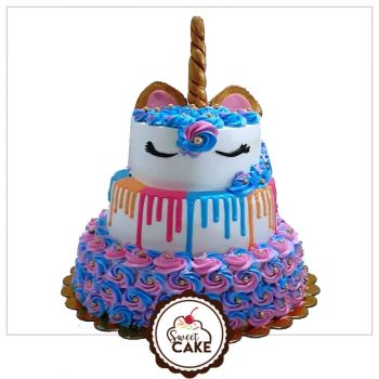 New Unicorn Cake